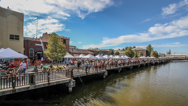 Petaluma River Beer Festival Photo By Wayne Dunbar