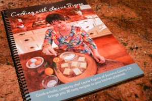 Sneak Peak of Laurie Figones New Cookbook Positively Petaluma