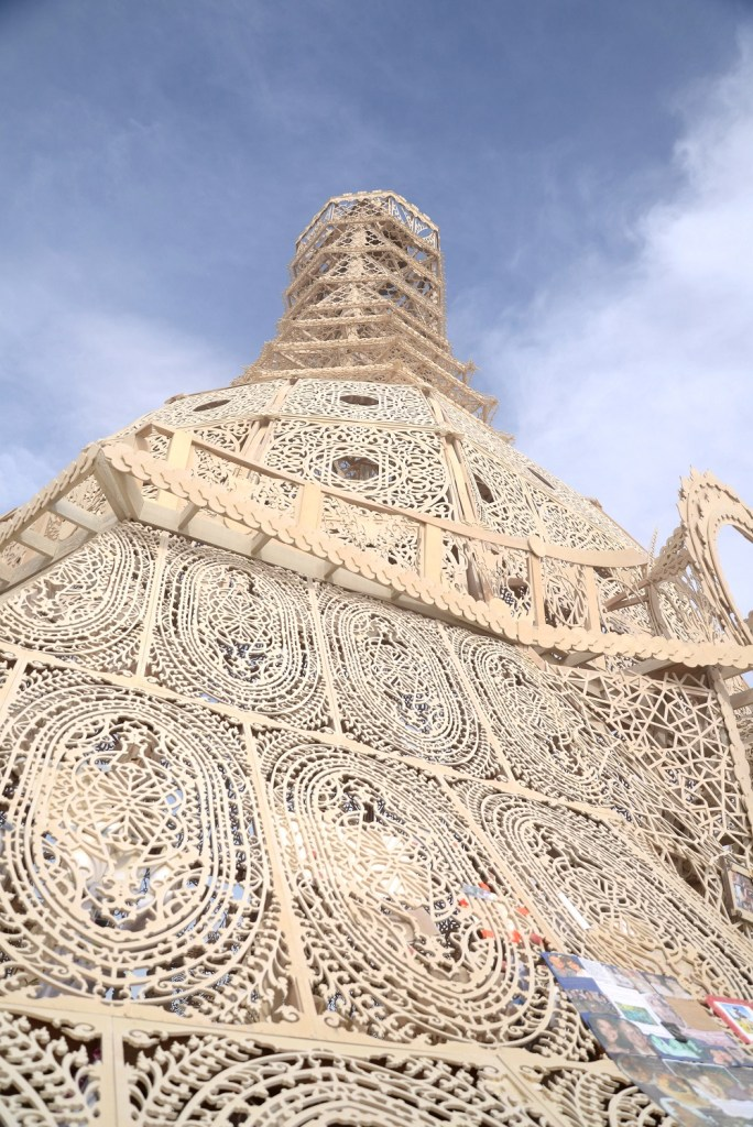 The Temple of Grace 2014 Was Build By David Best In Petaluma California Photo By Jeff Perkins (3)