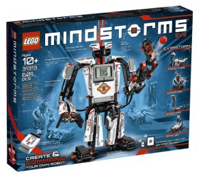 LEGO MINDSTORMS EV3 home set