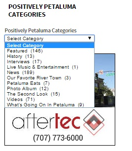 Positively Petaluma Categories