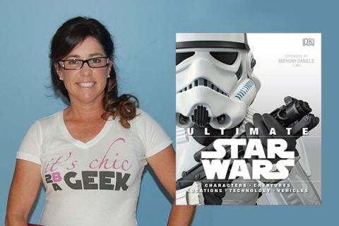 ULTIMATE STAR WARS EVENT with TRICIA BARR