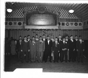 Petaluma American Legion Post 28 1953, Sonoma County Library Archives