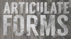 Articulate Forms