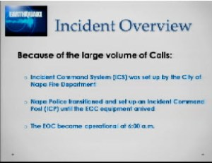 Because of the large of volumes of calls
