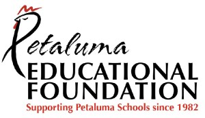 Petaluma Education Foundation Logo