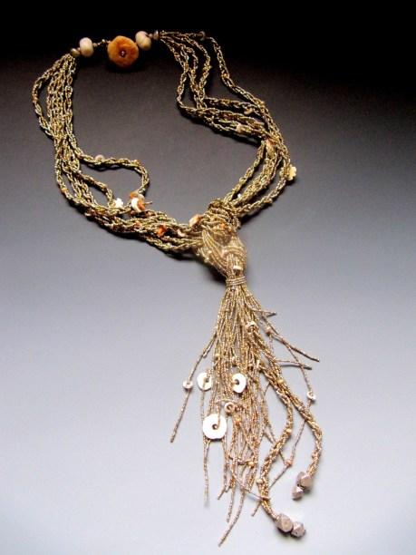 Silver Braids Lucia Antonelli