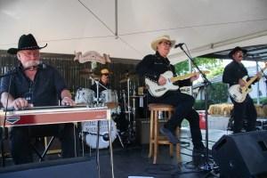 Petaluma Music Festival Buck Nichels Loose Change