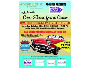 car show to cure alzheimers