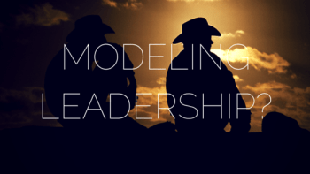 Modeling Leadership? There is no Blueprint
