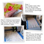 Using your Cricut to cut fabric