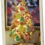 Advent Cookie Tree