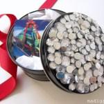 Rhinestone-Embellished Gift Tins (Swell Noel #20)