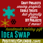 The Handmade Holiday Gift Idea Swap + a Chance to Win $50 to Jo-Ann!