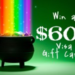 Pot of Gold Giveaway (Win a $600 Visa Gift Card!)