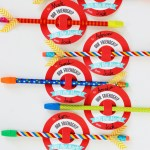 Bullseye Valentines with Pencil Arrows
