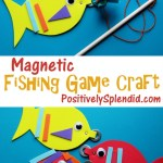 Magnetic Fishing Game Craft