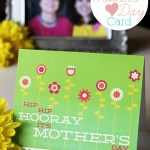 Free Printable Mother's Day Card #yearofcelebrations