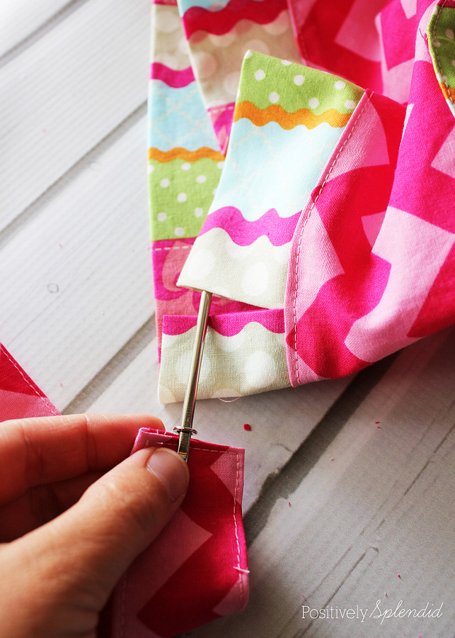 Bodkins make pulling straps and elastics through casing so much easier. A sewing must-have!