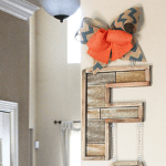 Barnwood Fall Sign