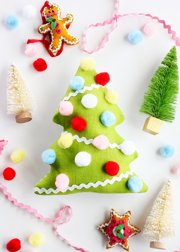 christmas ornaments sewing # 32