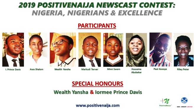 PositiveNaija Newscast Contest