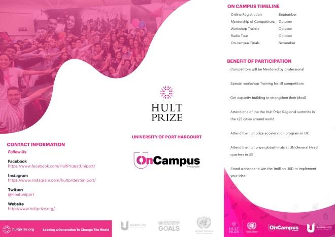 Hult Prize UNIPORT
