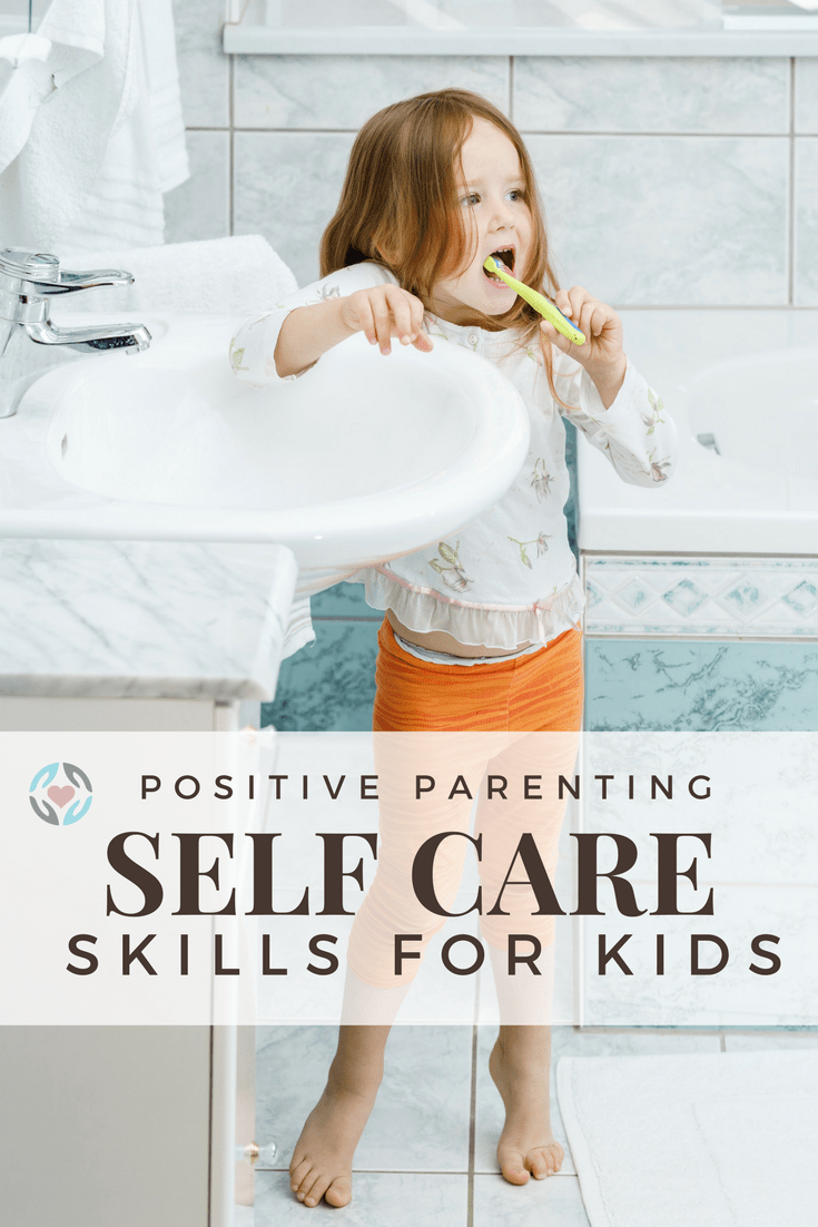 Giant List Of Self Care Skills For Babies Toddlers And