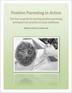 Positive Parenting in Action: E-book Review & Giveaway