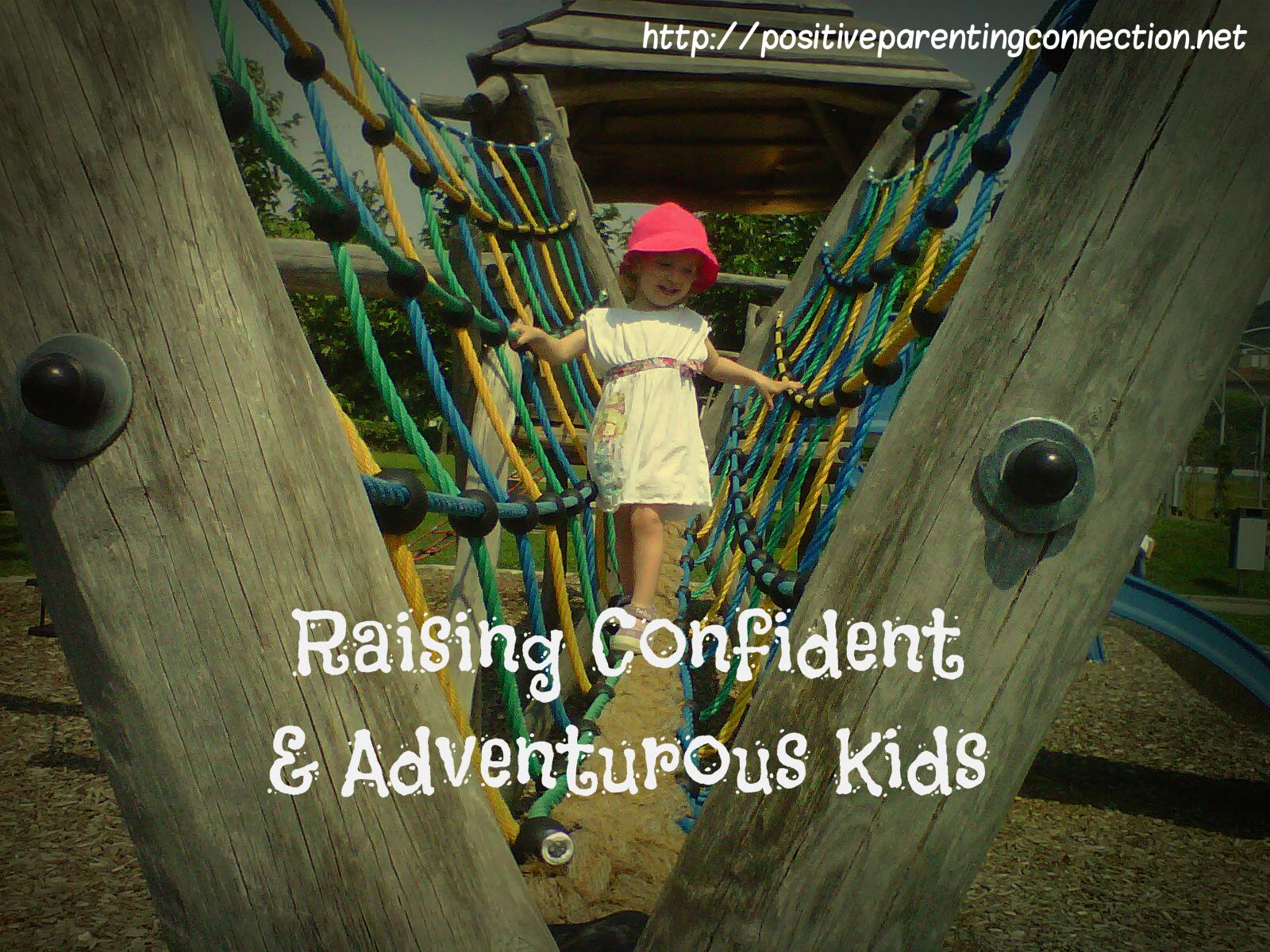 Raising Kids with Adventurous Spirits