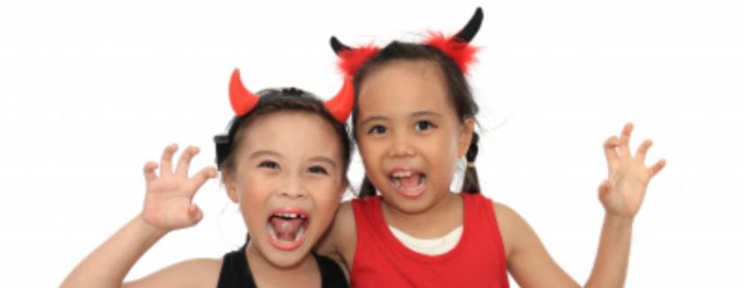 Discipline Tips and Halloween Treats #2