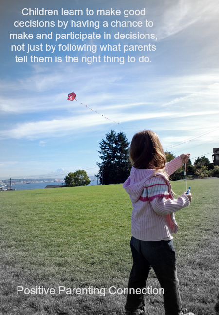 """Rethinking """"Do as I Say!"""":  Why Giving Children Choices Matters"""