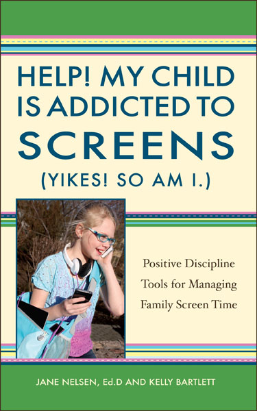 Limiting Screen Time for Children With Positive Discipline Tools