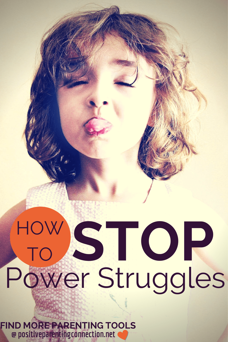 How to Stop Power Struggles