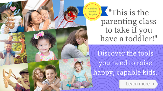 parenting toddlers online class
