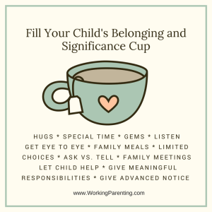 belonging and significance