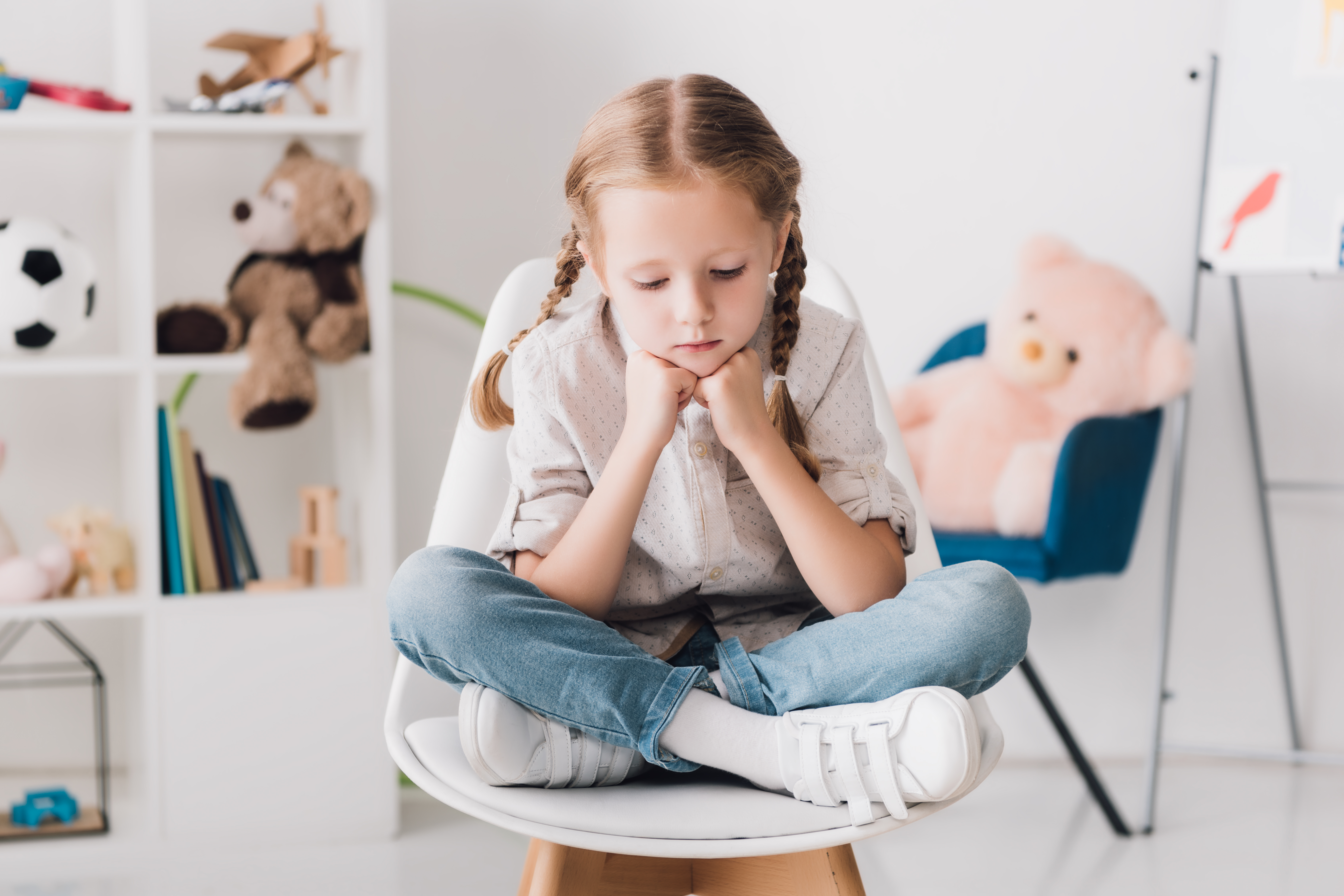 How To Discipline Toddler Misbehavior Using Time In instead of Time Out