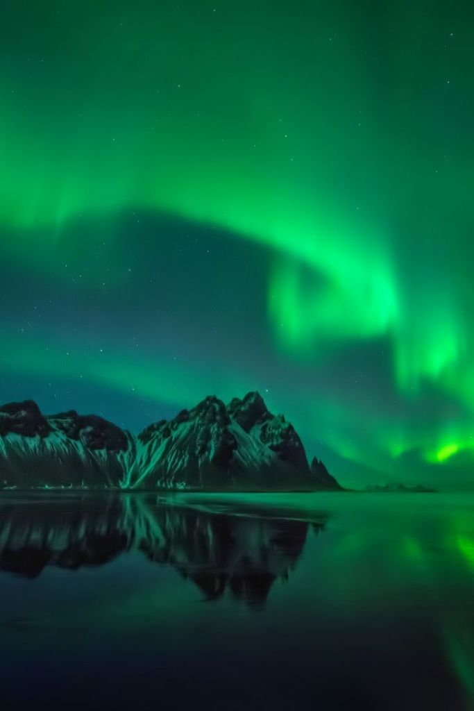 Here's something I'd like to do in the future - see the aurora borealis (northern lights). It's a bucket list experience - I'm looking forward to list this to be thankful for new experiences