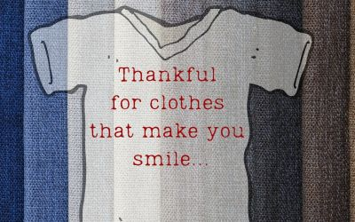 Clothes that make you smile.