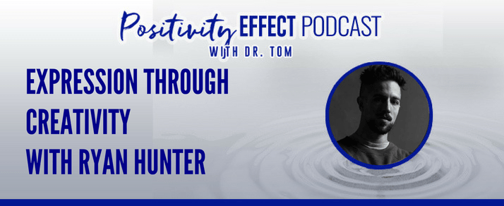128: Expression Through Creativity – Ryan Hunter