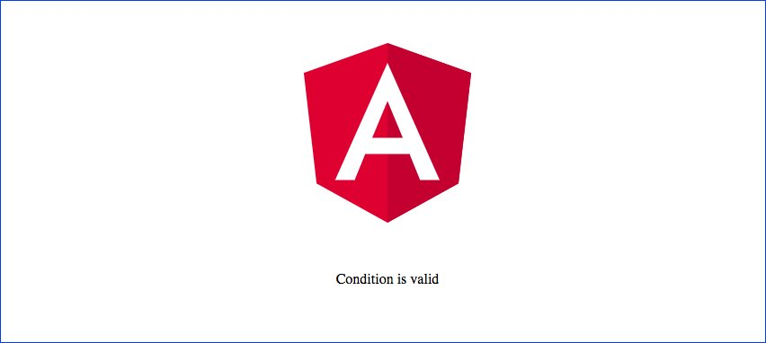 Angular If Else Then Statement