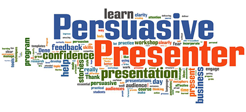 The Persuasive Presenter
