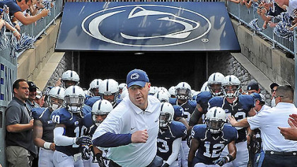 O'Brien leaving Penn State to coach for NFL's Houston ...
