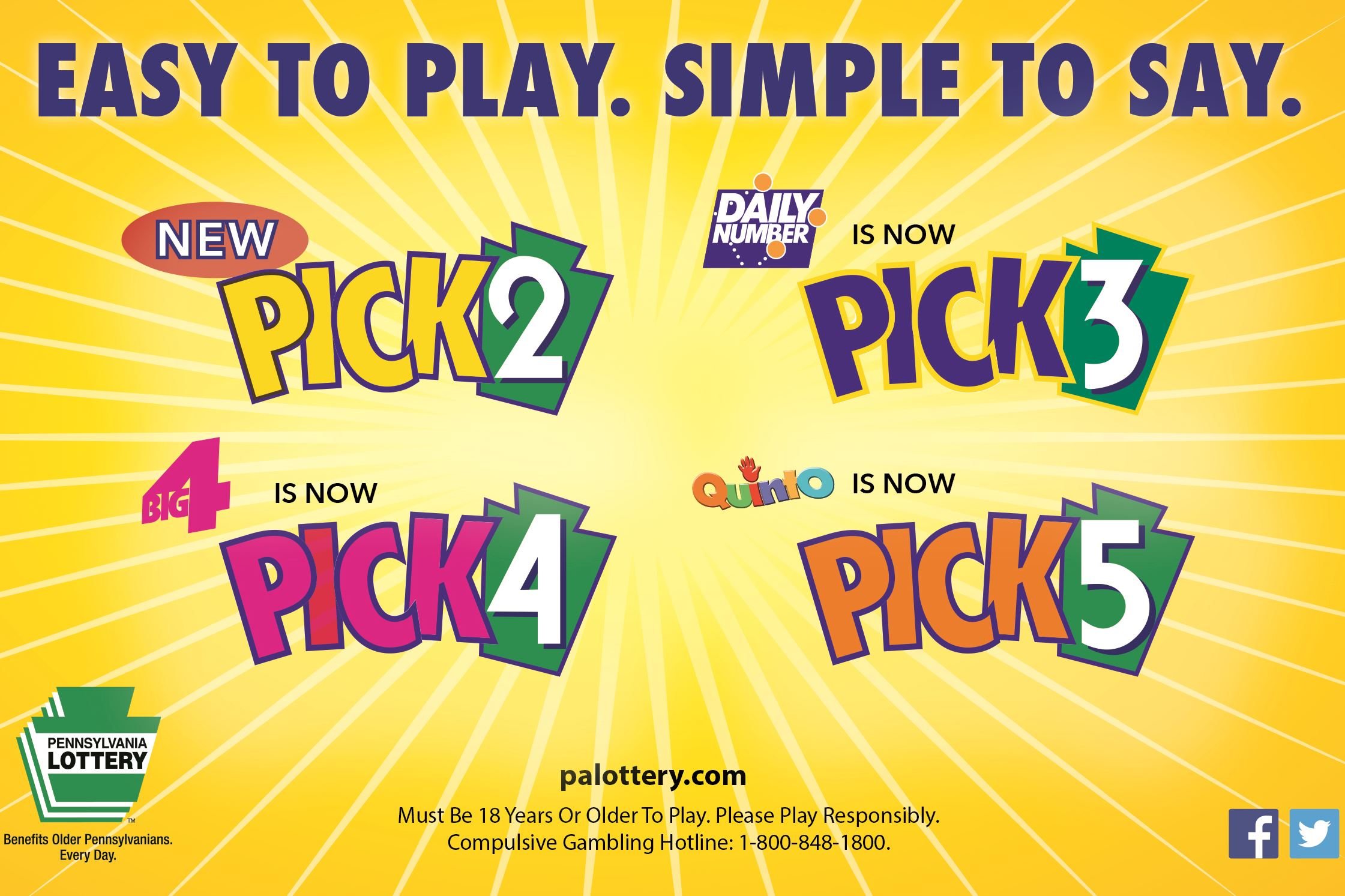 NEW JERSEY STATE LOTTERY