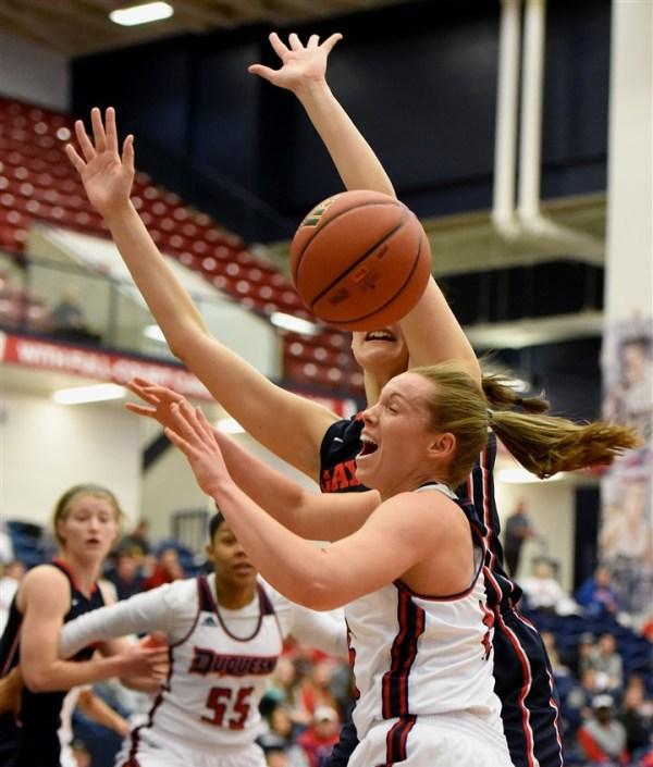 Duquesne women's basketball extends winning streak ...