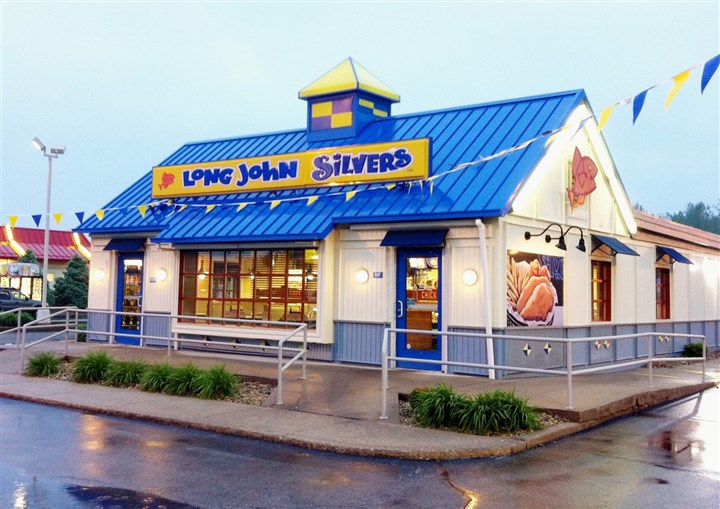Long-John-Silver Pittsburgh is front and center for the new Long John Silver's because of the region's large Catholic population, the third largest nationwide, according to CEO James O'Reilly.