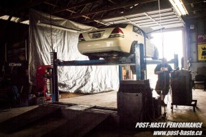 Post-Haste Performance Dyno Session