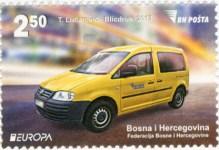 Evropa – Poštanska Vozila