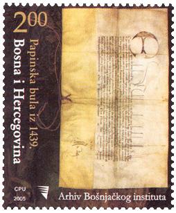 HISTORIJA BiH – BOGUMILI – Balu Pape Eugena IV Iz 1439 G.