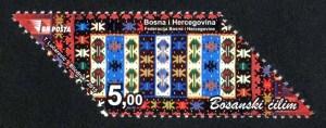Rukotvorine – Motiv Bosanskog ćilima